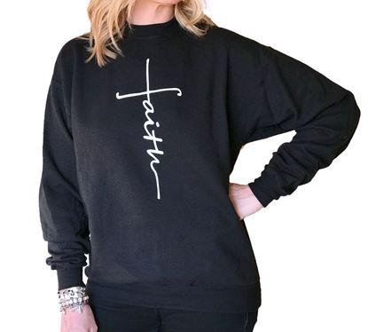 Women's Faith Sweatshirt
