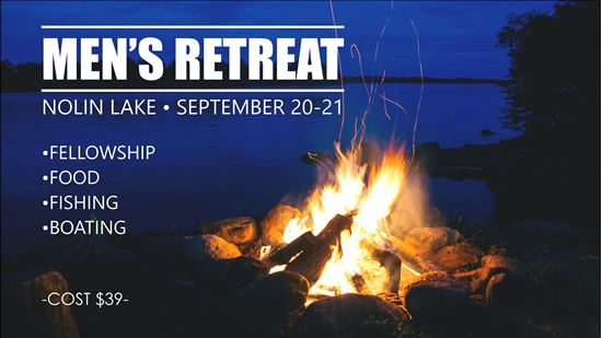 Men's Retreat