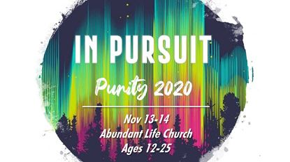 Picture of Purity Conference- Registration