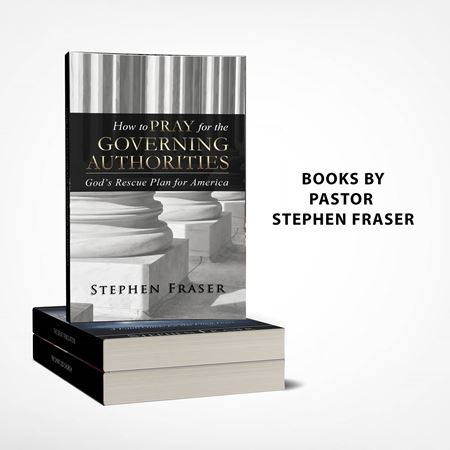 Picture for category Books By Pastor Stephen Fraser